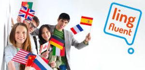 Ling Fluent - تعليقات - كيف تستعمل - اختبار