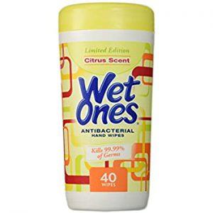 Antibacterial Wipes - تقييم - في الصيدلية - كيف تستعمل