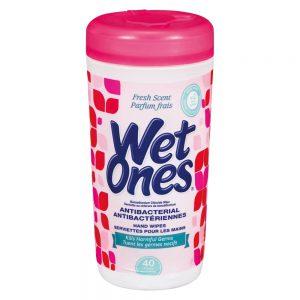 Antibacterial Wipes - يشترى - تعليمات - إنه يعمل