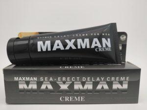 MaxMan Cream - للفاعلية - Amazon - تقييم - في الصيدلية