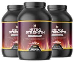 Nitro Strength - muscle supplement – Amazon – اختبار – استعراض
