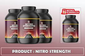 Nitro Strength - muscle supplement – تعليقات -إنه يعمل – Extract