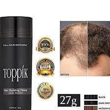Toppik -كريم-Amazon- أجهزة لوحية - آثار جانبية