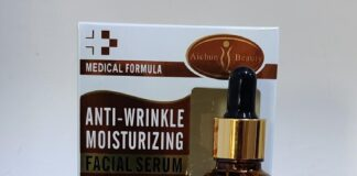 Anti-Wrinkle Moisturizing facial serum -Amazon-تقييم - يشترى - السع